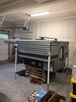 Four Wheel Camper for Sale in Milton, WA