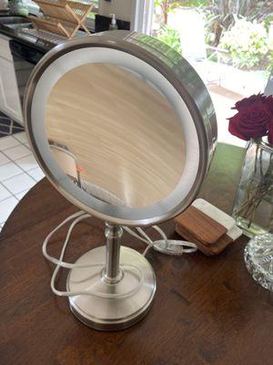 Illuminated Makeup Mirror Vanity Beauty for Sale in Rancho Santa Margarita, CA