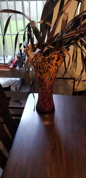 Glass vase for Sale in Federal Way, WA