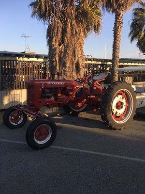 Tractor for Sale in Oakley, CA