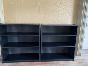 Book shelves for Sale in Davie, FL