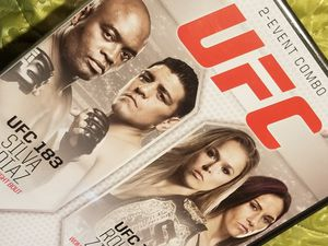 UFC 2 event combo dvd for Sale in Everett, WA