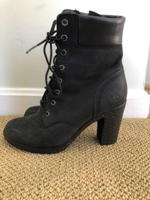 Black Timberland Tall Boot Size 7 $50 for Sale in Herndon, VA