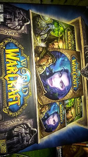 World of Warcraft Battle Chest for Sale in Houston, TX