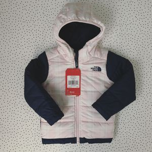 Brand New North Face Perrito Jacket for Toddler Girl 3T for Sale in Downers Grove, IL