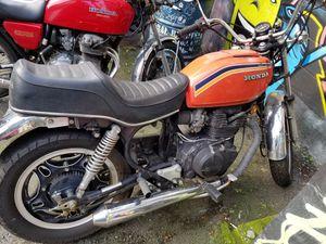 81' Honda CM400 Custom for Sale in Seattle, WA