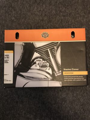 Harley Sportster Chrome Starter Cover NIB for Sale in Maple Valley, WA