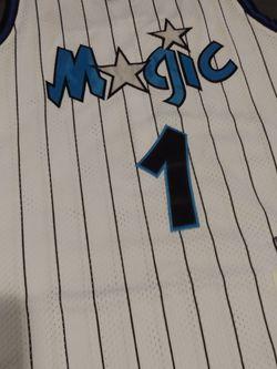 White Tracy Mcgrady Orlando Magic Jersey for Sale in Long Beach,  CA
