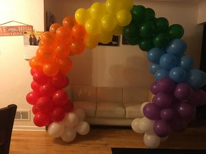 Custom Balloon Arch for Sale in Arvada, CO