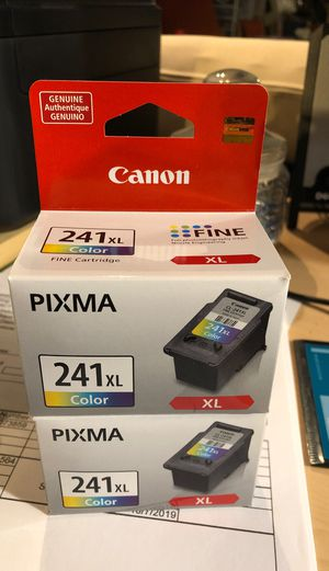 Canon 241xl Color Ink for Sale in Denver, CO