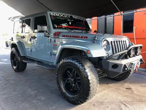 2014 Jeep Wrangler for Sale in Tampa, FL