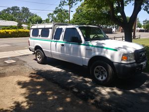 2008. Ford. Ranger. Ext-Cab. Camper. Shell for Sale in Rocklin, CA