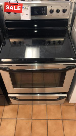 FIRST COME!!30in Electric Stove Oven Kenmore CONTACT TODAY! #1529 for Sale in Silver Spring, MD