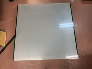 39x39x10 glass coffee table for Sale in Miami Beach, FL