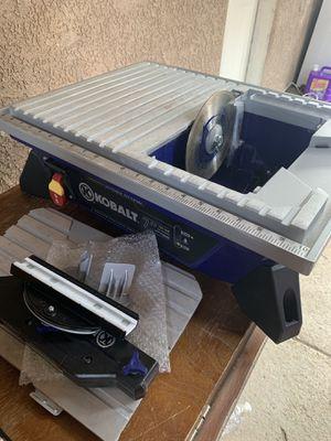 Kobalt Title cutter for Sale in Modesto, CA