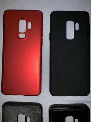 Samsung Galaxy S9+ phone cases for Sale in Fort Belvoir, VA