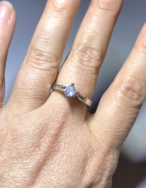 White Gold Filled CZ Ring for Sale in Beaverton, OR