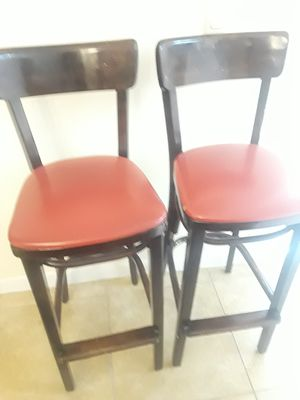 Two counter stools for Sale in Lake Worth, FL