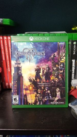 Kingdom Hearts 3 (XBOX One) for Sale in Hacienda Heights, CA