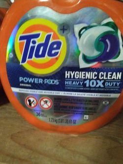 Tide Power Pods Heavy 10x Duty for Sale in Las Vegas,  NV