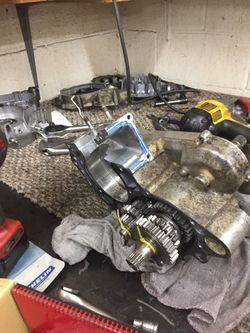 Rm 125 motor new crankshaft for Sale in Forest Heights,  MD