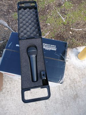 "Behringer ""UltraVoice"" XM8500 Dynamic Microphone. Brand New! $15 firm for Sale in San Diego, CA"