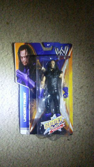 Wwe undertaker for Sale in Brunswick, OH