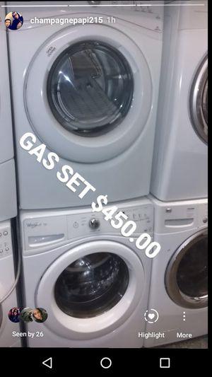 Whirlpool washer/dryer for Sale in Philadelphia, PA