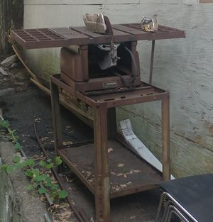 Vintage table saw for Sale in New York, NY