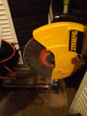 DeWalt table saw for Sale in Cleveland, OH