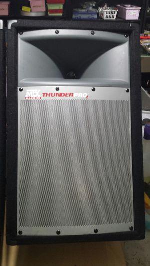 MTX Audio Thunder Pro 2-WAY 150-WATT RMS FULL RANGE CABINET SPEAKER for Sale in Richmond, VA