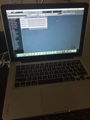 Music producers 2009-2011 MacBook Pro Pro Tools Fl studio $299-$450 for Sale in Livermore, CA