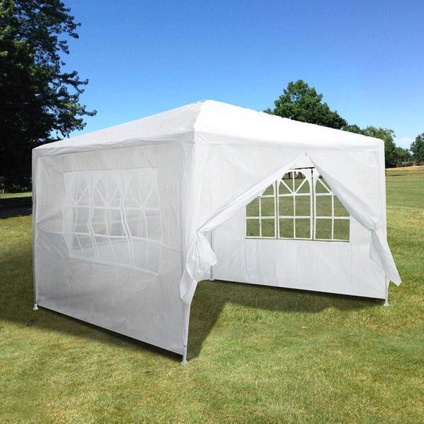 10x10 wedding party tent