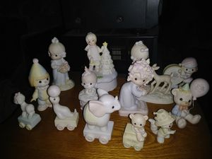 Precious moments figures for Sale in West Peoria, IL