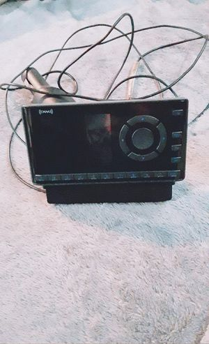 Easy plug and play FREEE serius satellite radio for your vehicle or RV camper for Sale in Lincoln Acres, CA
