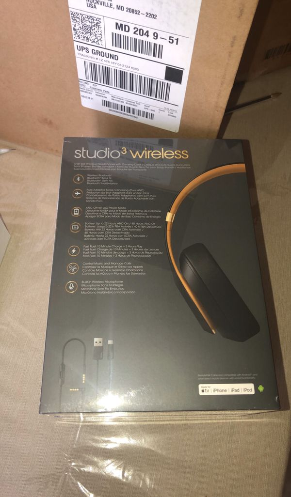Beat studio3 Wireless