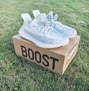 yeezy 350 white cloud reflective for Sale in Campbell, CA