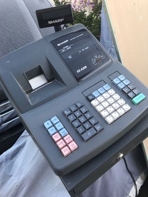 Sharp - Electronic Cash Register - registradora electrónica for Sale in Commerce, CA