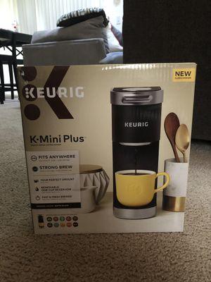 Brand New Keurig K-Mini Plus for Sale in Federal Way, WA