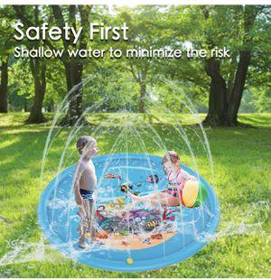 inflatable sprinkler splash pad for kiddos for Sale in Fort Worth, TX