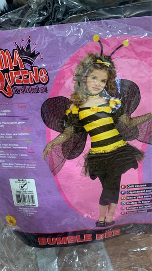 Bumble Bee 🐝 costume size S 4-6 for Sale in Corona, CA