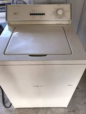 Whirlpool Washing machine for Sale in Dallas, TX