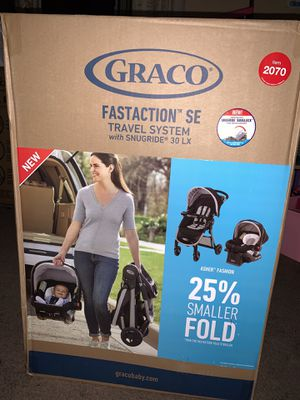Brand new stroller with car seat included! (Negotiable) for Sale in Gardena, CA