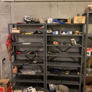 Metal Shelving for Sale in Lockport, NY