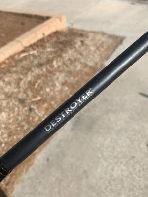 Megabass fishing rod for Sale in Glendale, AZ