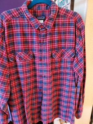 Patagonia XL Flannels and Prana XXL for Sale in San Diego, CA
