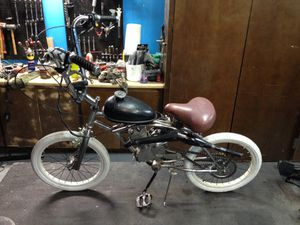 Micro motorized bicycle for Sale in Phoenix, AZ