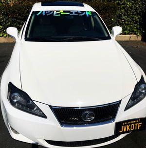 2008 Lexus IS250 for Sale in La Habra, CA