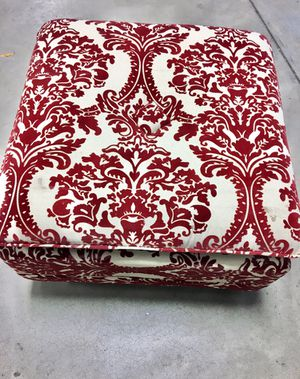 Ottoman. Over a ft wide less than a ft tall. for Sale in Fresno, CA