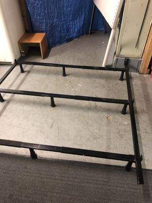 Bed frame and headboard for Sale in Washington, DC